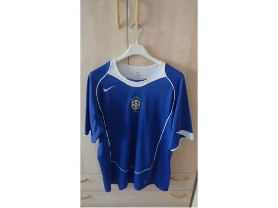 Seconda maglia brasile blu