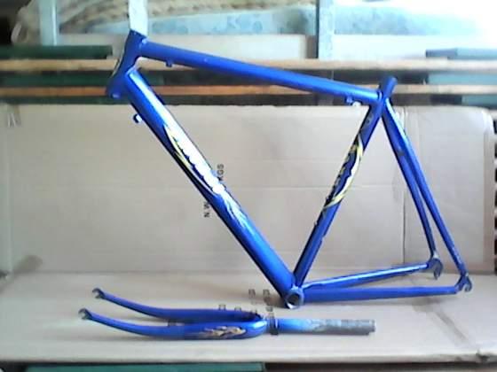 Telaio bici da corsa Rossi