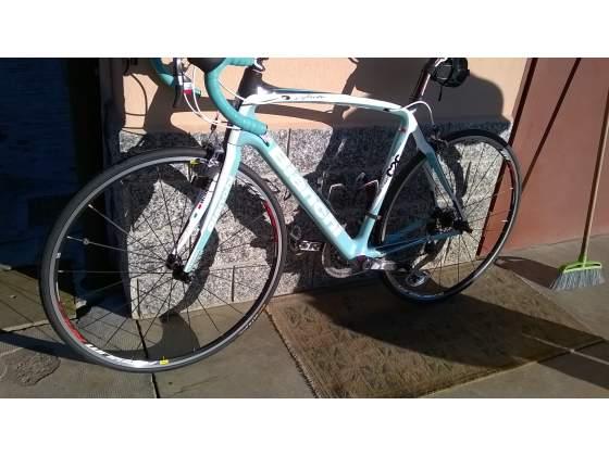 Vendo bici corsa Bianchi