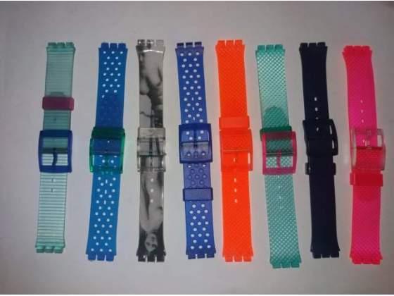 8 cinturini per orologi swatch