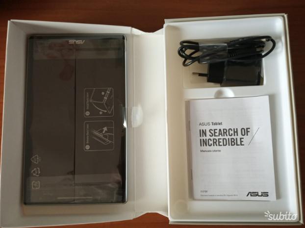Asus Zenpad 8 tablet telefono come nuovo