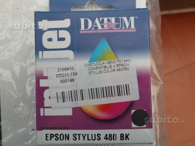 Cartuccia per Epson Stylus