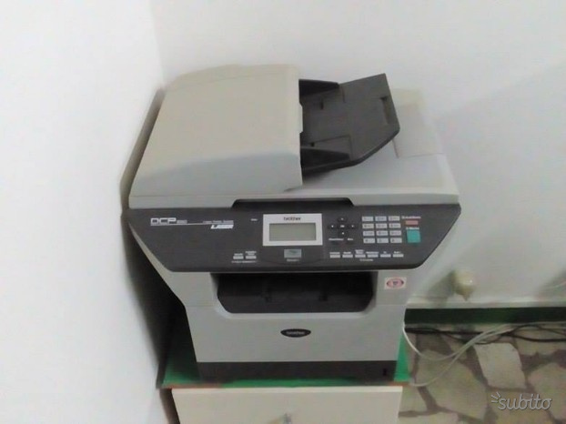 Fotocopiatrice/scanner/stampante brother dcp