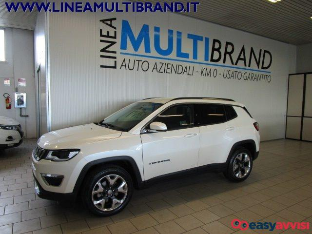 Jeep compass 14 multiair 2wd limited pack visibility e