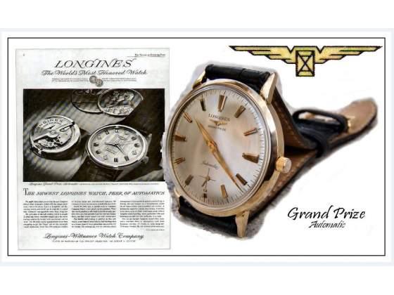 Longines Grand Prize * gf 10K