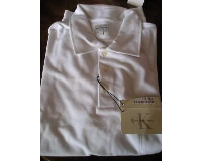 Maglietta calvin klein jeans maniche corte xxl (k)