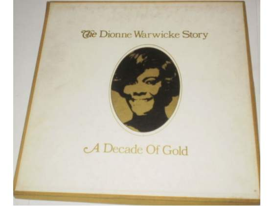 A Decade Of Gold - The Dionne Warwicke Story - 3 LP - SLCS