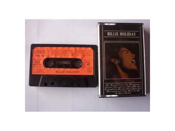 Audiocassetta Billie Holiday Collection