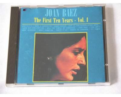 """Cd originale di Joan Baez """"The first ten years - vol. 1"""""""
