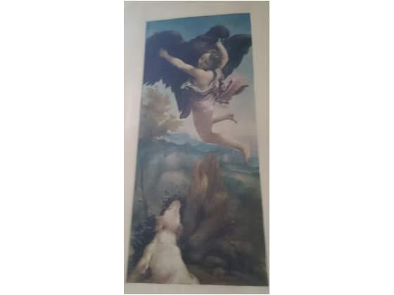 Stampe antiche degli impressionisti dei secoli passati.