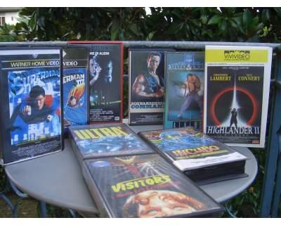 VHS originale - Highlander 2 - Il ritorno