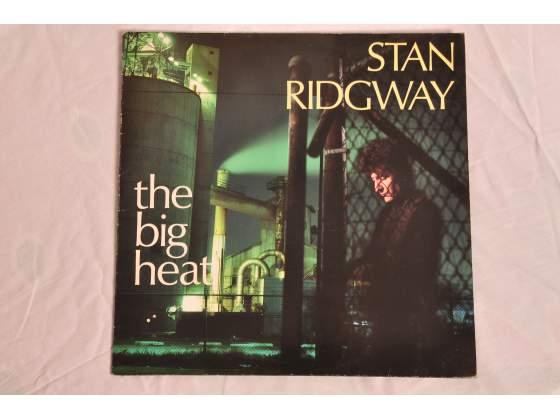 Vinile 33 giri LP - Stan Ridgway - The Big Heat