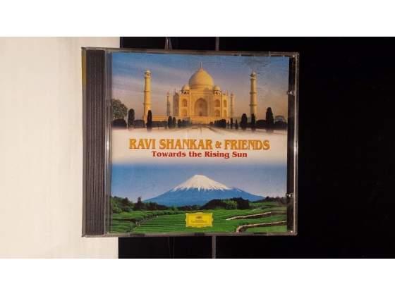 (CD) Towards the Rising Sun / Ravi Shankar & Friends