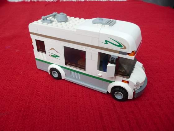 Lego City Camper Van codice