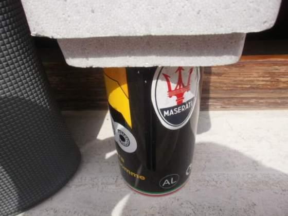 Maserati  gt kit gomma collezione