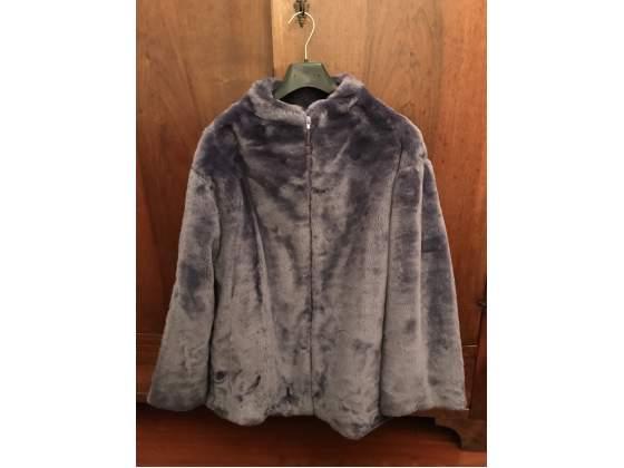 big sale 56566 8b875 Collo pelliccia ecologica per cappotti refashion | Posot Class