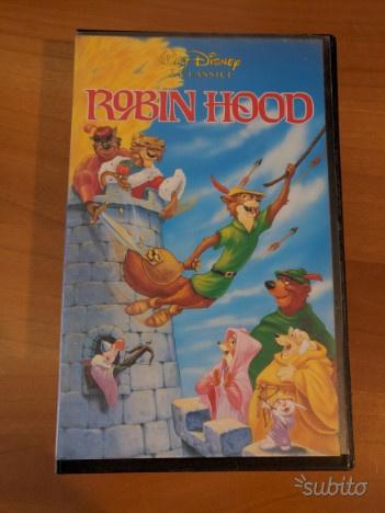 Robin Hood - Walt Disney VHS