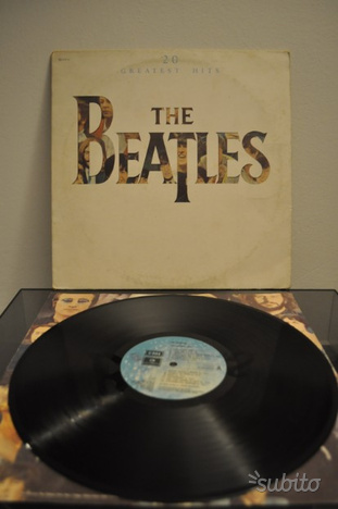 The Beatles - 20 Greatest Hits Vinile