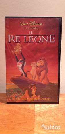 VHS Re Leone