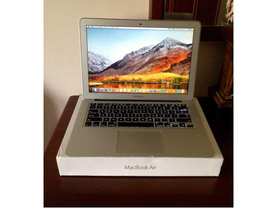 Apple macbook air 13 come nuovo