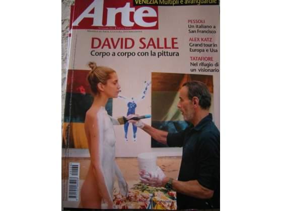 """Arte"""" -mensile settembre  da edicola"""