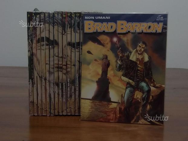 BRAD BARRON-1/18 Edicola