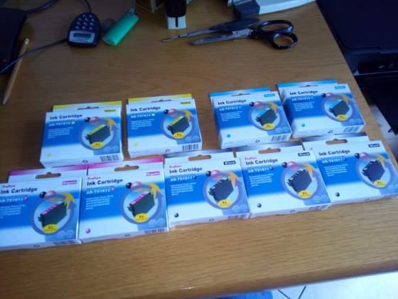 Cartucce compatibili per stampante epson