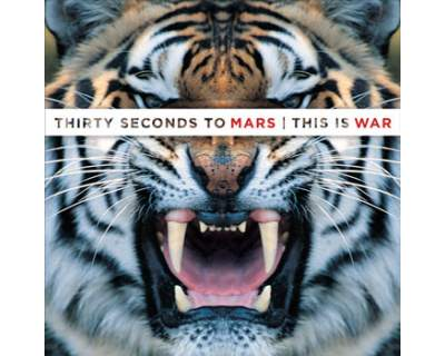 Cd 30 seconds to mars dal titolo this is war nuovo e