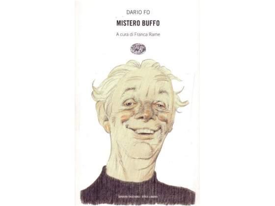Dario Fo - Mistero buffo (libro + 2 VHS)