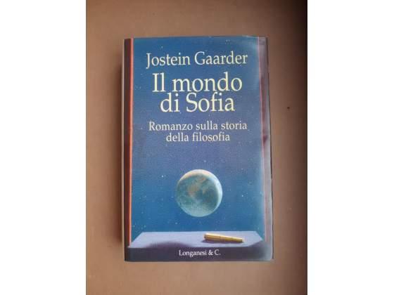 J Gaarder - il mondo di Sofia - libro romanzo