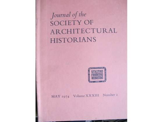 Journal of the Society of Architectural Historians