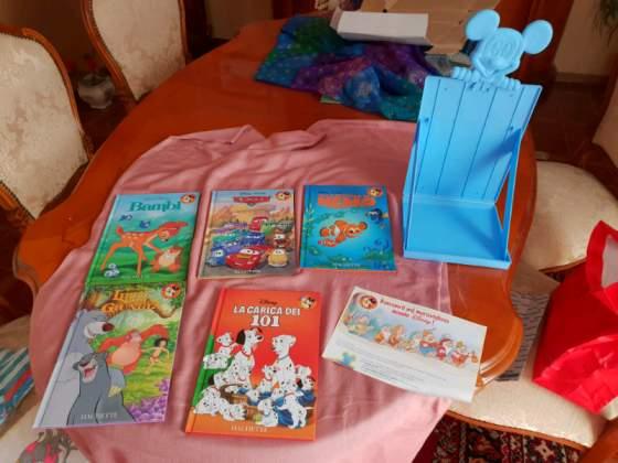 Libri fiabe e favole Walt Disney per bambini