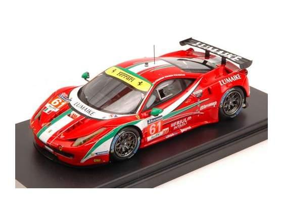 FERRARI 458 Italia Gt2 4.5L V8 Af Corse #61 Le Mans