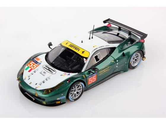 Ferrari 458 Italia Gt2 4.5L V8 Af Corse #55 Le Mans