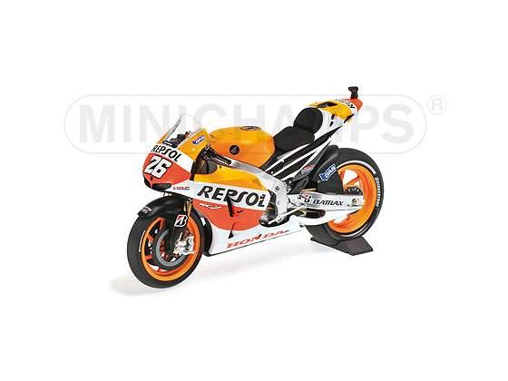 Honda Rc213V Daniel Pedrosa Motogp  Minichamps 1:12