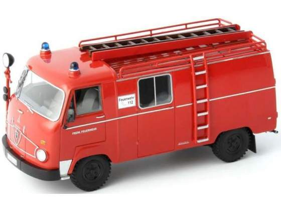 Magirus Faun F24 Lf8 Van Truck Fire Engine  Autocult