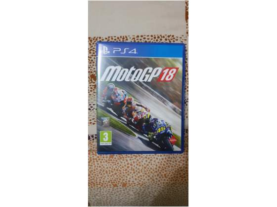 Moto gp  ps4 come nuovo