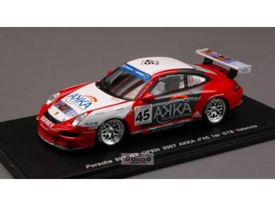 PORSCHE 997 GT #45 VALENCIA  Spark MX007
