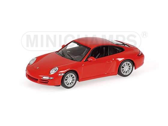 Porsche 911 Carrera S Er Red Pma 1:43
