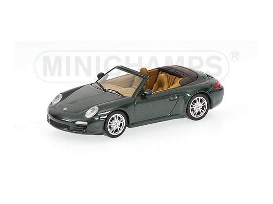 Porsche 911 Carrera S  Minichamps 1:64