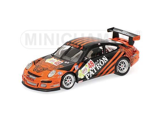 Porsche 911 Gt3 C. Morgan Imsa Gt3 Challenge Minichamps 1:43