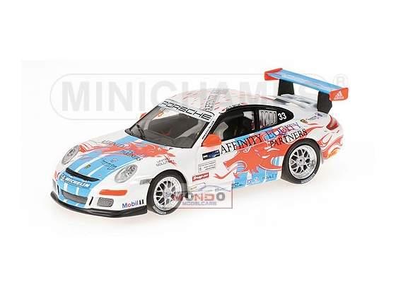 Porsche 911 Gt3 Carrera Cup Asia Macau