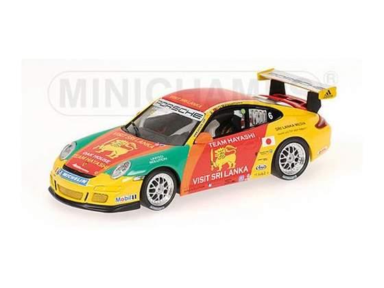 Porsche 911 Gt3 Carrera Cup Macau