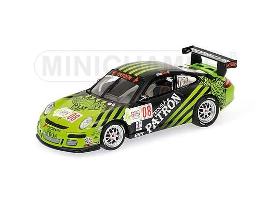 Porsche 911 Gt3 Ed Brown Imsa Gt3 Challenge Minichamps 1:43