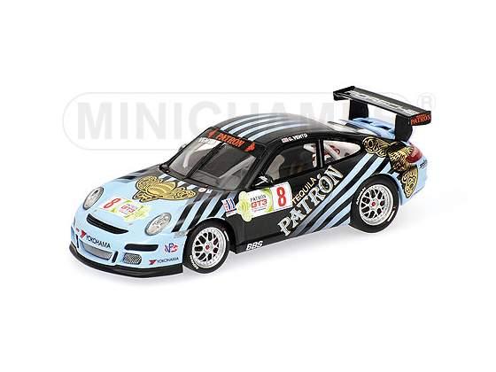 Porsche 911 Gt3 G. Vento Imsa Gt3 Challenge Minichamps 1:43