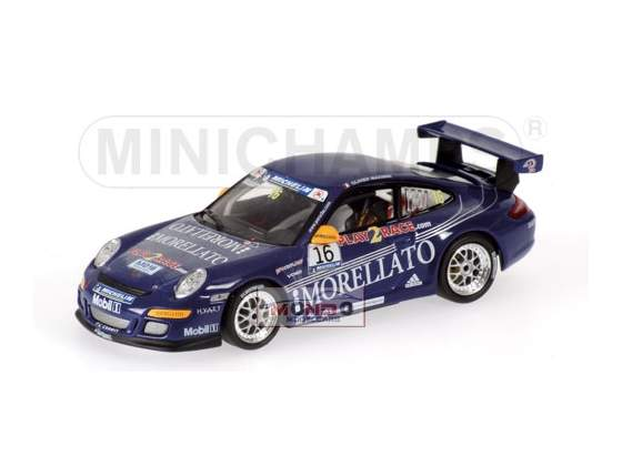 Porsche 911 Gt3 Maximin  Minichamps  1:43