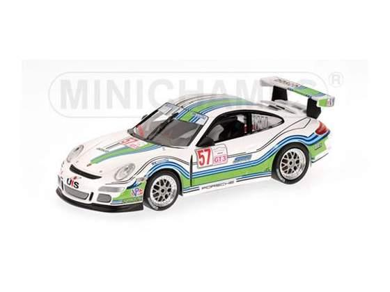 Porsche 911 Gt3 Snow Imsa Sebring