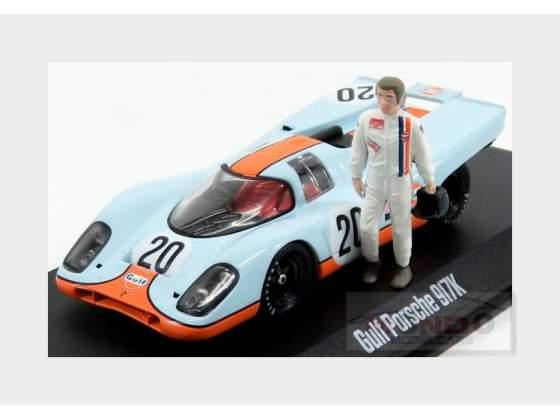 Porsche 917K #20 Gulf Le Mans  With Steve Mcqueen