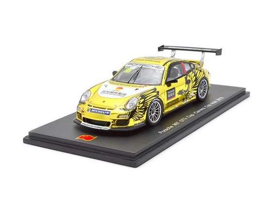 Porsche 997 Gt3 N.86 Carrera Cup Asia  M.Ragginger 1:43