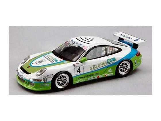 Porsche 997 N.4 Carrera Cup  Spark Mx012 Modellino